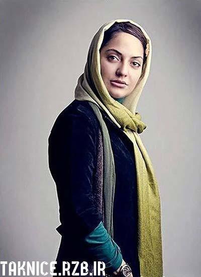 عکس جدید لیا دختر مهناز افشار درآغوش مادری